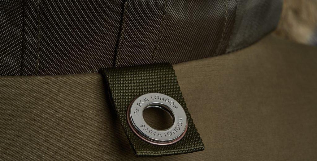 Parka London Signature Ring