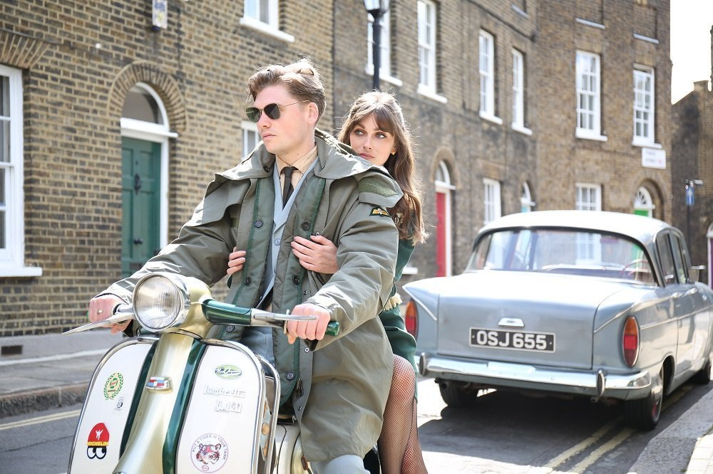 Classic parka mods style